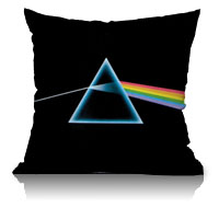 Almohadon Dark side of the moon