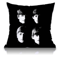 Almohadon With the Beatles